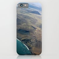 iPhone & iPod Case featuring Iceland From Air by Katja_Gerasimova