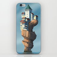 Auger City iPhone & iPod Skin