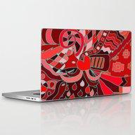 Abstract 28 Laptop & iPad Skin