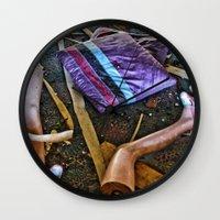 Fashion Victim  Wall Clock