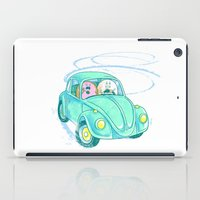We're Doing Donuts!  iPad Case