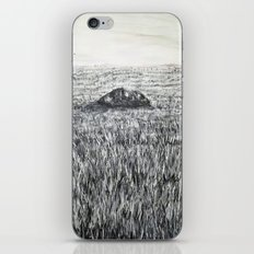 THE SOUND OF SILENCE iPhone & iPod Skin