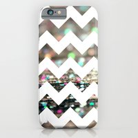 iPhone & iPod Case featuring Afterparty Chevron by Beth - Paper Angels Photography