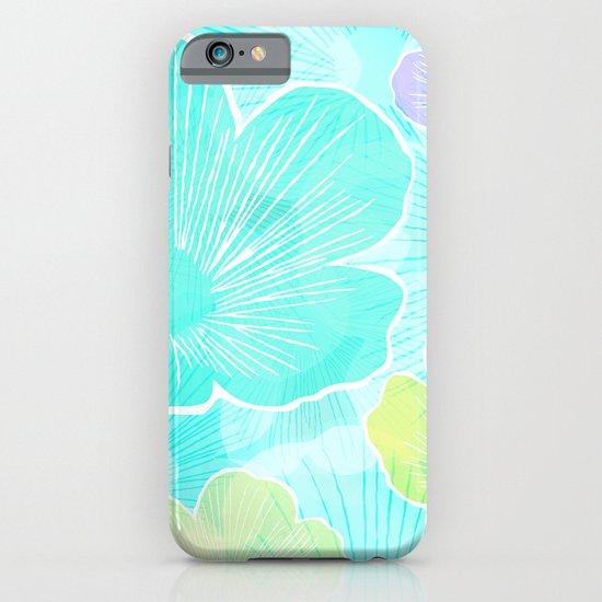 Happy flower iPhone & iPod Case