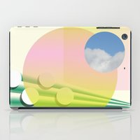 Peach Sky iPad Case