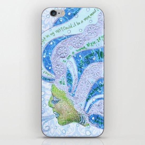 Nixie iPhone & iPod Skin