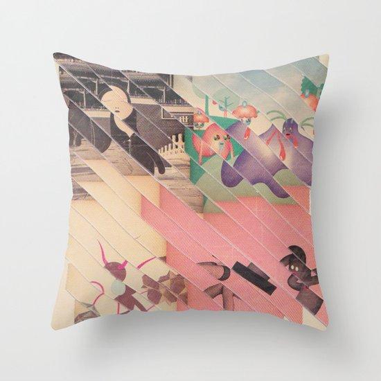 s t r i s c i a t o Throw Pillow