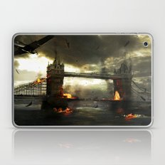 Thames Battle Laptop & iPad Skin