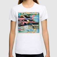 BLUE BALLS (Space is the Place) Womens Fitted Tee Ash Grey SMALL
