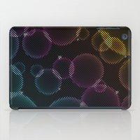 Tech Bubbles iPad Case