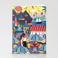 Contemporary Stationery Cards