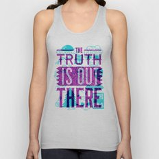 The Truth is Out There Unisex Tank Top