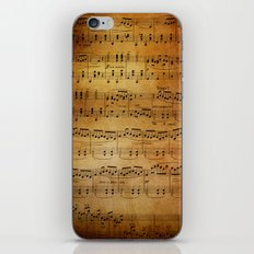 Yesterday's Music iPhone & iPod Skin