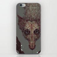 Garden Of Curiosities  iPhone & iPod Skin