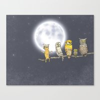 Try blend into Canvas Print