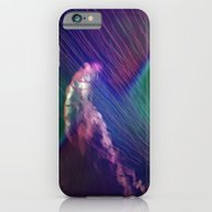 Jellyfish In Roaring Wav… iPhone 6 Slim Case