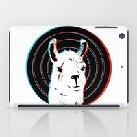Llamalook iPad Case