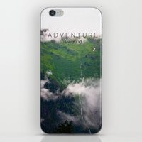 Adventure Is Waiting iPhone & iPod Skin