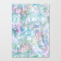 Vibe Of The Jungle -G Canvas Print