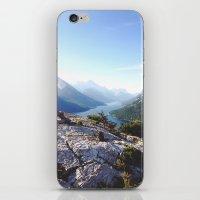 Waterton Bear Hump iPhone & iPod Skin