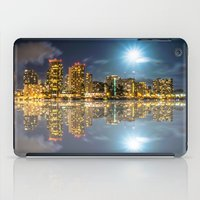 Honolulu City Lights iPad Case