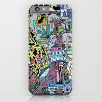 iPhone & iPod Case featuring How It's Made: Skateboard Edition by Frenemy