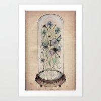 Terrarium #1 Art Print