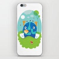 Dreams iPhone & iPod Skin