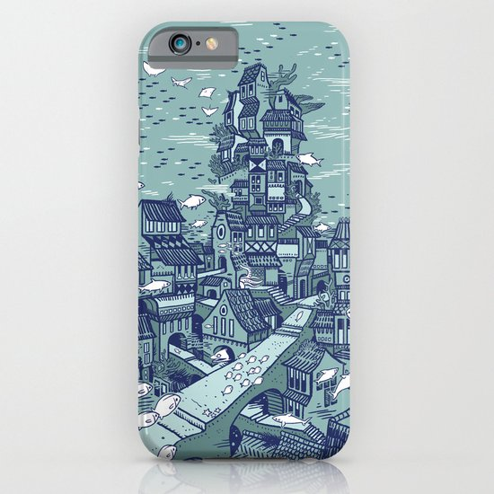The Deep iPhone & iPod Case