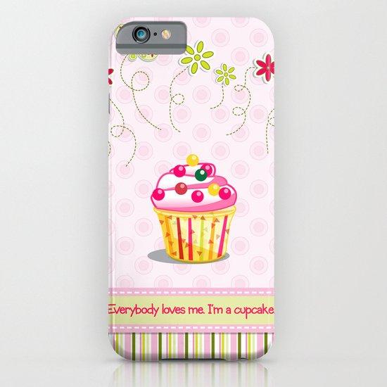 Cupcake Love iPhone & iPod Case