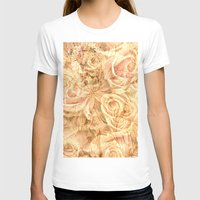 roses T-shirts featuring Roses by nicky2342