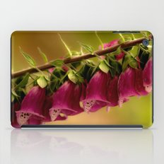 Foxglove iPad Case