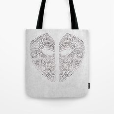 Mesoamerican 1 (Sketch) Tote Bag