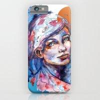 Sophia by carographic iPhone 6 Slim Case