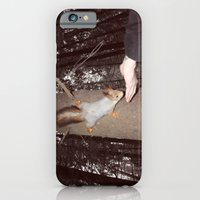 iPhone & iPod Case featuring Squirrel by bearandvodka