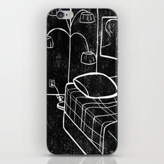 Sunny Vancouver (Subtractive Cut) iPhone & iPod Skin