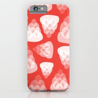 iPhone & iPod Case featuring Strawberry Jelly by Leanne Oughton