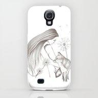 Dandelion Daze Galaxy S4 Slim Case