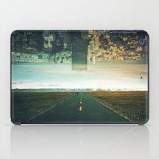 Roads Ahead iPad Case