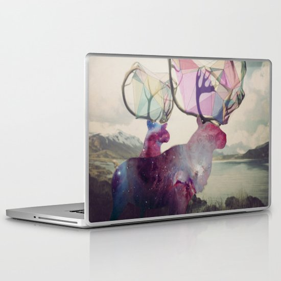 The spirit VI Laptop & iPad Skin