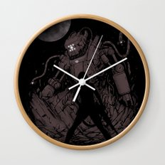 Surprise Attack 2.0 Wall Clock