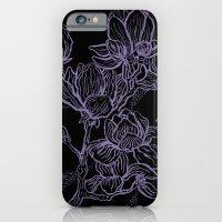 Flowers 2 iPhone 6 Slim Case