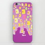 Repunzel's Dream iPhone & iPod Skin