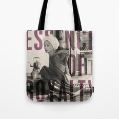 Essence of Royalty Tote Bag