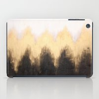 Metallic Abstract iPad Case