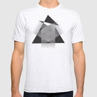 Imperftcion Mens Fitted Tee Ash Grey SMALL