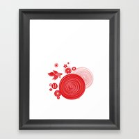 CNY14 By Friztin Framed Art Print