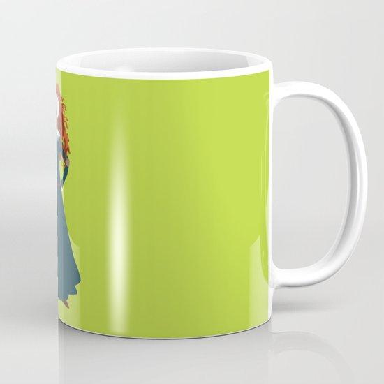 Merida from the Brave Mug