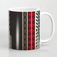 Aztec Dark Mug
