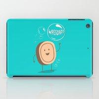 Wassoap?  iPad Case